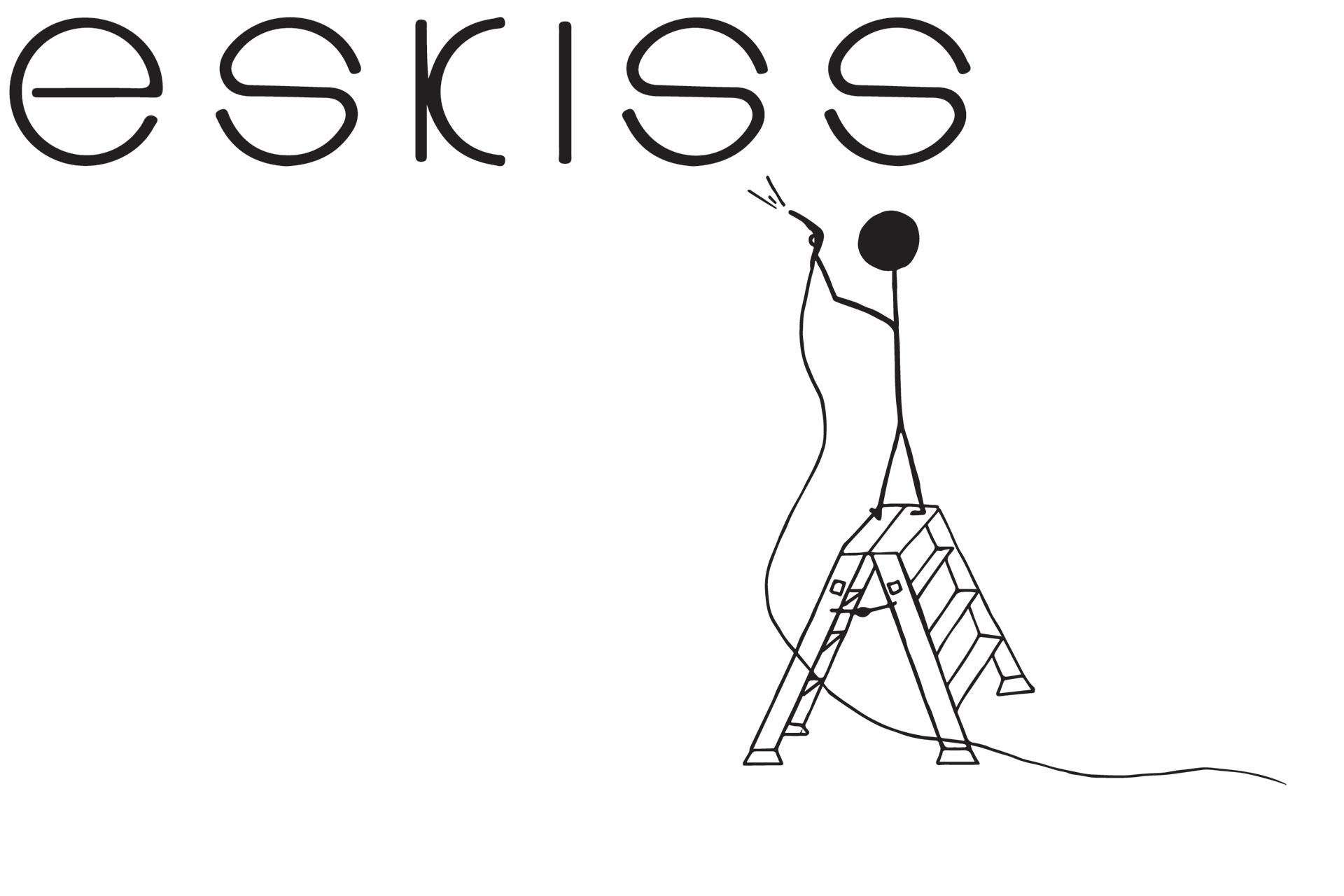 EskissLea Vernis - Léa notre artiste apprentie
