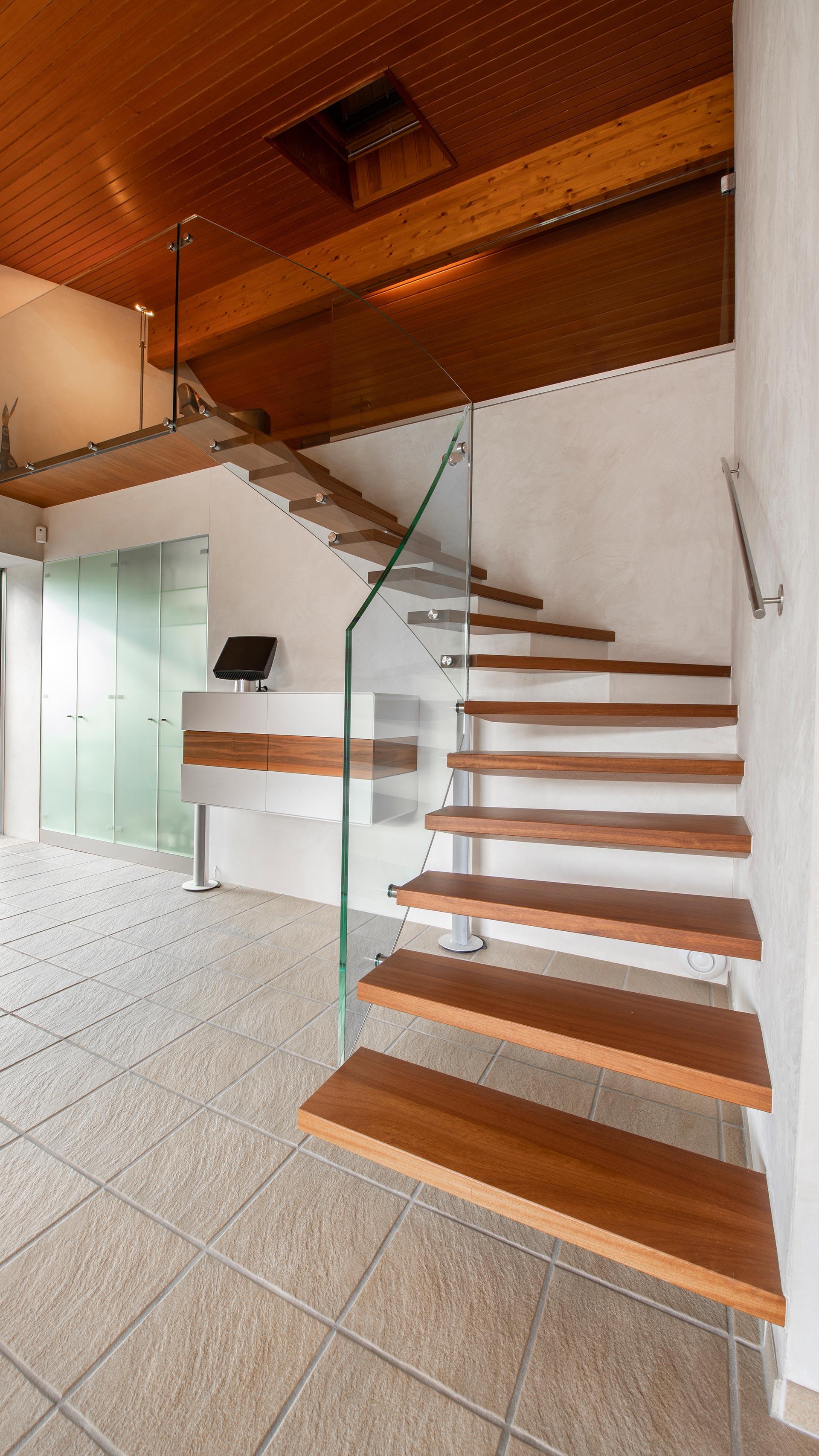 escalierDoussier01 - Escalier