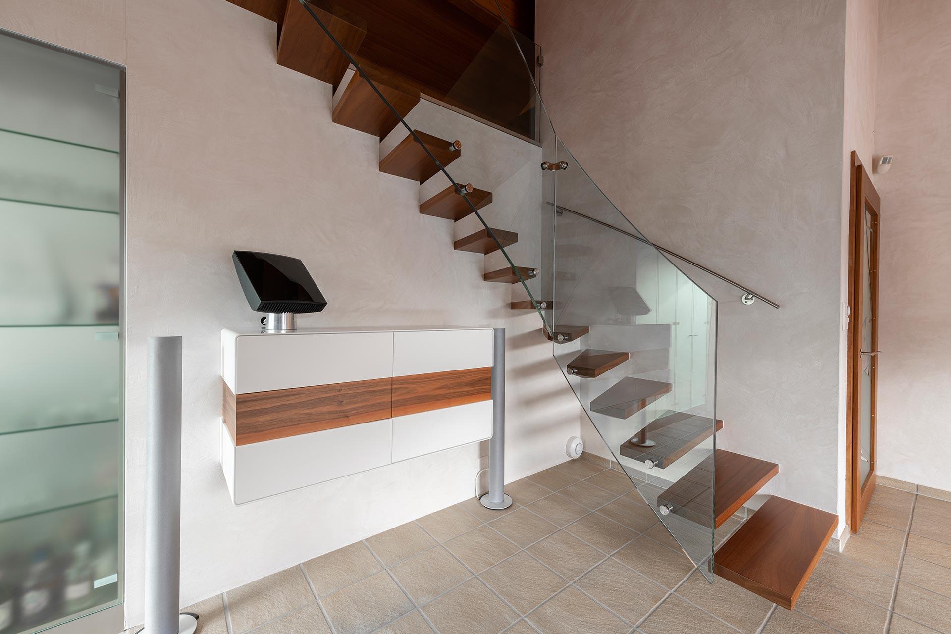 escalierDoussier02 - Escalier