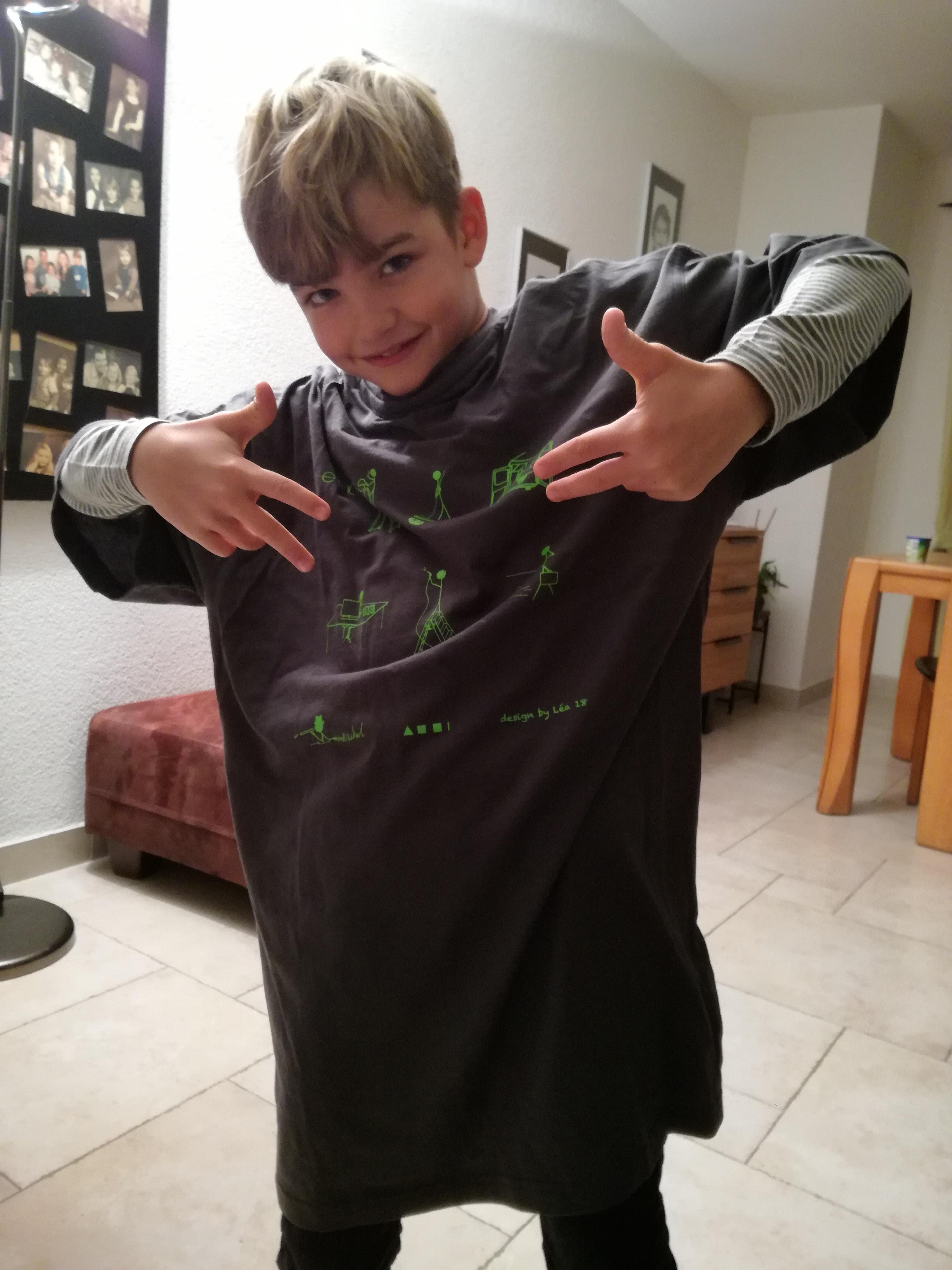 IMG 20190104 174158 - T-Shirt de Lea