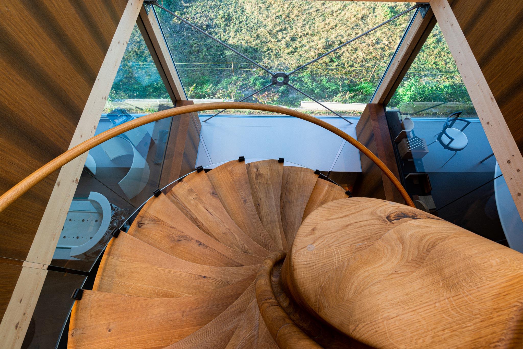 ES ShowR escalier hor 20 11 0082 - Escalier Showroom ESKISS