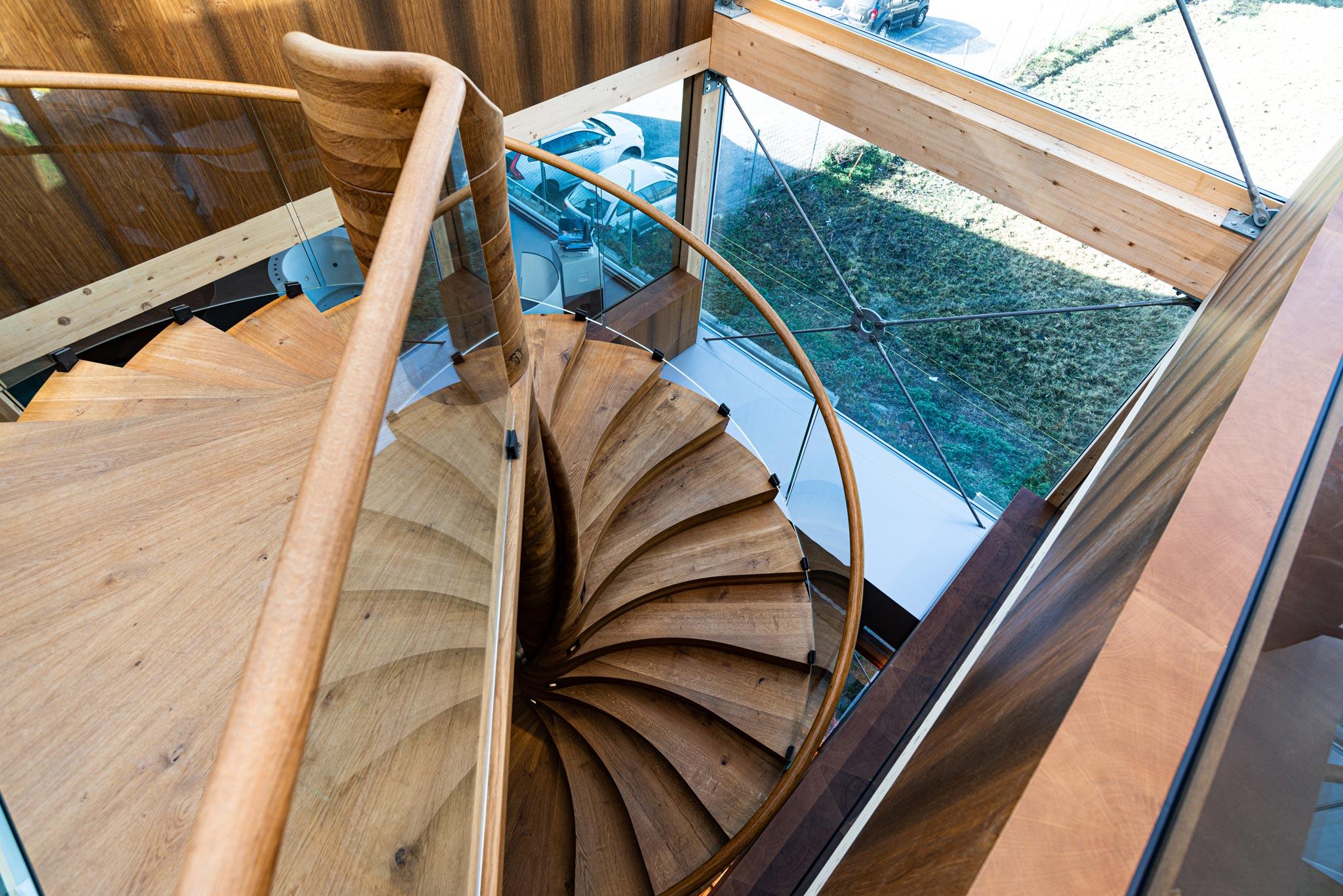 ES ShowR escalier hor 20 11 0110 1 - Escalier Showroom ESKISS